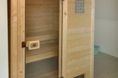 zwanebloem sauna